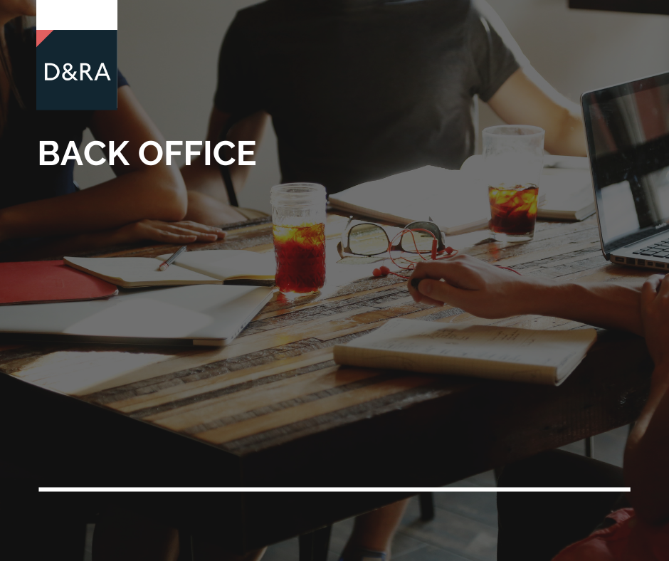Back Office Legal
